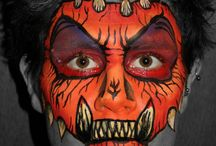 Face/ BodyPainting / We are proud to have curated the BEST face and body painters around the UK. Please get in touch for more ideas and inspiration.  T: 0207 610 7120 E: bookings@krutalent.com
