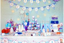 Sophia's Frozen Birthday / by Heather Morris