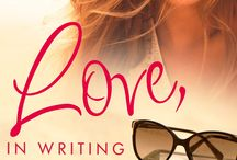 My books / I write contemporary romances in English and Afrikaans