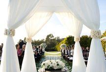 Wedding tends
