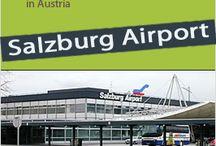 Salzburg airport car rental / Best car rental deals at Salzburg airport.