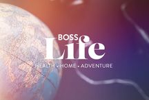 Boss Lifestyle / Being 100% who you are in work and life is a blend of your individuality, your purpose, your everything! Living the boss life is creating the work and life of our choosing, instead of being chosen for. And from health, to home, to adventure – it's just how we do!