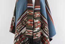 sjaals/poncho's/omslagdoeken