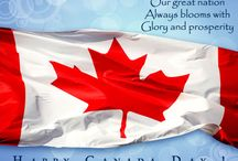Canada Day Cards