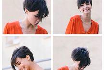 Rövid frizurák Ritának