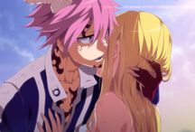 Lucy and Natsu ❤