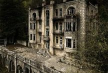 Abandoned n haunted