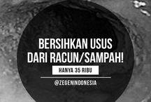 zegen indonesia
