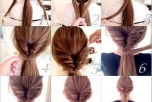 Peinados, tips, etc.