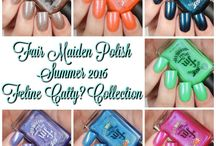 Fair Maiden Polish Collections