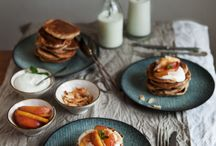 Relaxed Breakfast Table setting