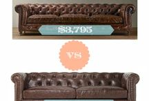 Restoration Hardware Look Alikes / Save money by getting the same look for a lot less with our  Restoration Hardware Look Alikes! / by Southern Savers - Jenny