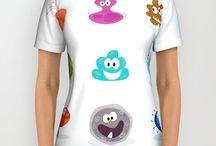 Society tshirts