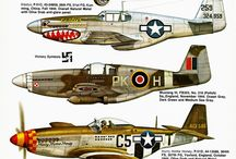 North American P-51 Mustang (F-6/A-36)