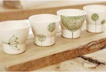 Ceramics - Cork Craft & Design / A selection of our members ceramics work