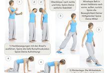 Black Roll Workout Übungen