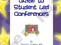 Student led conferences / by Lirea Turner