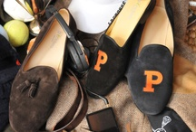 Princeton University Shoes / by JP Crickets University and Collection Loafers jpcrickets
