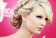 Hair / hairstyles , braids, haircut, colored hair   Penteados, tranças, truques de estilização, cortes e cores.