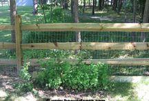 Open Fence Ideas