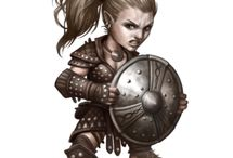 Halfling Female
