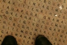 Scrabble-icious / by Sonya ter Borg