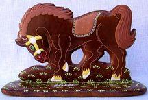 Petřina perníková zvířátka