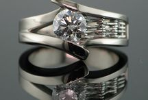 Engagement Rings / by Clare Gardner