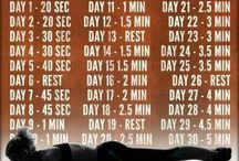 Fitness Challenges / Fitness Challenges