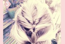 Hair styles / Hairdo I wanna try <3