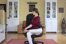 Yoga for Work/Office / by Sarah
