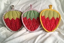 Pot Holders & Kitchen Towels