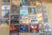 Iron Maiden vinyle collection / Iron Maiden collection