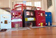 3D crafs for kids