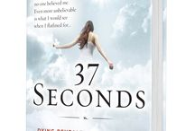"""37 Seconds / On September 15th, """"37 Seconds"""" will be released. The book recounts Stephanie Arnold's journey from life to death and back again."""