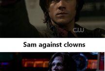 Dean and Sam <3