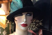 Cloches / Fabulous cloche hats from the 20's and 30's