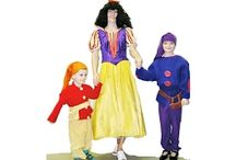 Dětské karnevalové kostýmy