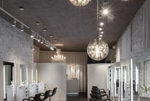 Salon kosmetyczny. F
