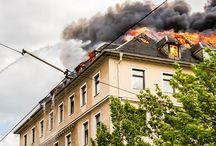 Día contra los Incendios Domésticos - 11 de mayo / La mejor forma de evitar las muertes en incendios domésticos es prevenirlos