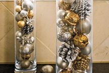 Christmas Trees and Holiday Items / by Polly Gore