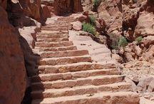 Un escalier et rien de plus / « La liberté, comme le courage, est un escalier qu'il faut gravir marche par marche - impossibilité d'enjamber ! » Gilbert Cesbron
