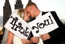 Wedding Thank You's!