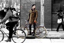 fashion + bike