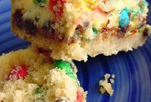 Recipes to try- bars / by Dawn Walters