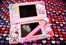 Hello kitty nintendo ds ideas