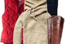 Winter outfits / by Kayla Yvonne Steele