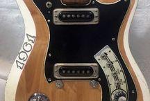 E Gitarren