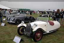 Morgan 3 wheeler - White F2
