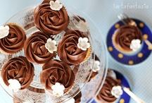 Mis Cupcakes / Dulces hechos por mí: Tartafantasía
